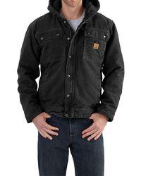 Carhartt - Bartlett Sherpa-lined Jacket - Lyst