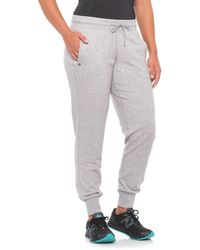 8c7ee839e94ac Lauren Manoogian Knitted Sweatpants in Gray - Lyst
