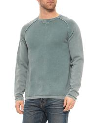 Mod-o-doc - Raglan Textured Sweater (for Men) - Lyst