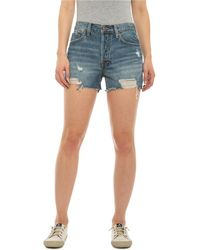 5c6217a997 Free People - Contemporary Sofia Shorts (for Women) - Lyst