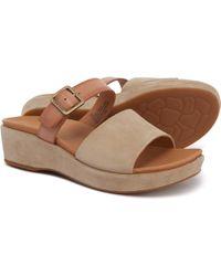 Kork-Ease Bisti Wedge Sandals