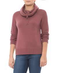 Lyst Paloma Wool Virgo Intarsia Knit Sweater In Purple