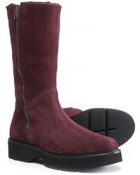 Boemos - Made In Italy Shearling Boots - Lyst
