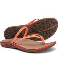 116752710c09 Chaco - Abbey Flip-flops (for Women) - Lyst