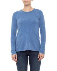 Adrienne Vittadini - Cashmere Sweater - Lyst