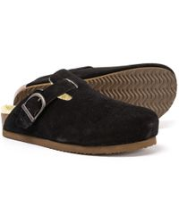 Eastland - Gina Shearling-lined Clogs - Lyst