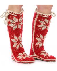 Woolrich - Chalet Socks - Lyst