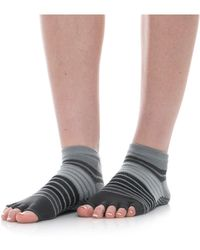 Gaiam - Toeless Yoga Socks - Lyst