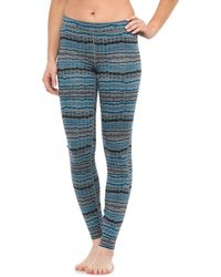 Toad&Co - Grandstand Pattern Tights (for Women) - Lyst