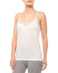 7163153849335f CALIDA - Louise Spaghetti Strap Tank Top (for Women) - Lyst