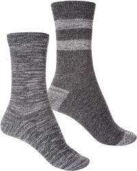 Born - Wool-blend Boot Socks - Lyst