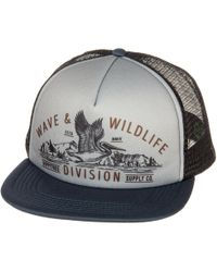 cee3857a0df HippyTree - Migration Trucker Hat (for Men) - Lyst