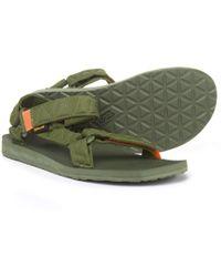 7527f3e66 Teva - Original Universal Puff Sport Sandals (for Men) - Lyst