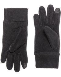 New Balance - Heavyweight Fleece Gloves (for Men And Women) - Lyst