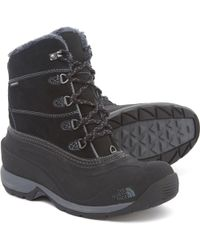 The North Face - Chilkat Iii Lace-up Boots - Lyst