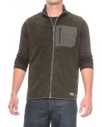G.H.BASS - Arctic Fleece Vest (for Men) - Lyst