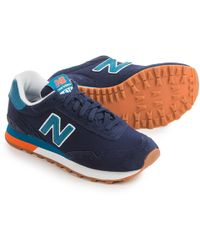7fdfc842f2c2c New Balance 515 Sneakers (for Men) in Red for Men - Lyst