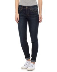 Democracy - Abtechnology Ankle Skimmer Jeans (for Women) - Lyst