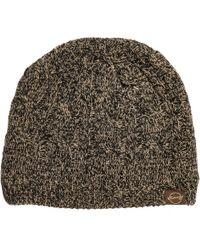 Weatherproof - Wool Mini Cable-knit Beanie - Lyst