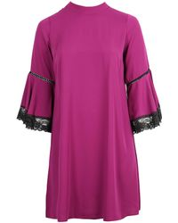 Disney - Lovedrobe Gb Purple Swing Dress - Lyst