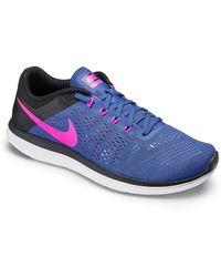 f2fe956e7 Nike Flex Trainer 7 Bionic W Women s Trainers In Grey in Gray - Lyst