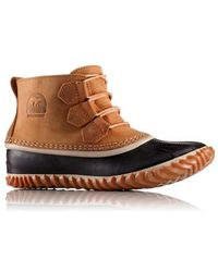 Sorel - Out 'n About Short Boots - Lyst