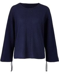 Simply Be - Ruched Sleeve Jumper - Lyst