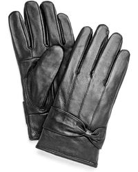 Simply Be - Leather Gloves - Lyst