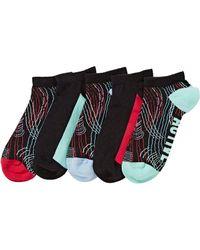 Easy Spirit - 5 Pack Active Trainer Liner Socks - Lyst