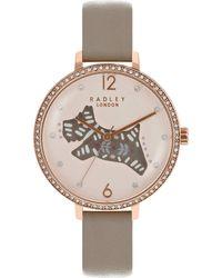 Lacoste - Radley Ladies Scotty Dog Watch - Lyst