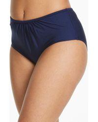 Simply Yours - High Waist Bikini Bottoms - Lyst