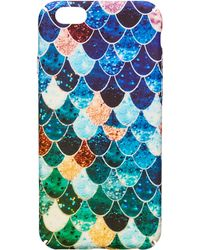 Calvin Klein - Mermaid Iphone 6 Case - Lyst