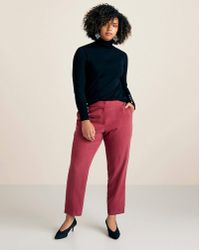 Violeta by Mango - Suit Trousers - Lyst