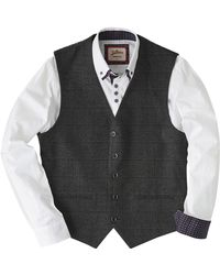 Simply Be - Joe Browns Check Suit Waistcoat - Lyst