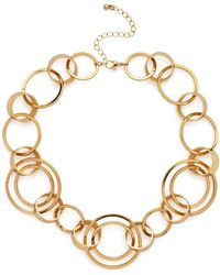 Simply Be - Link Necklace - Lyst