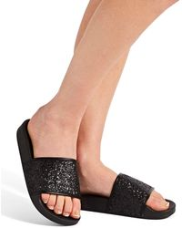Simply Be - Harper Basic Sliders Wide Fit - Lyst
