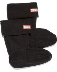 HUNTER - Short Boot Sock - Lyst