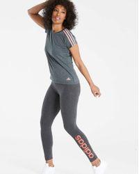 adidas - Essential Linear Tight - Lyst
