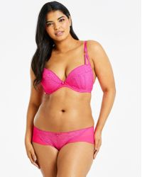 692141b6d9 Simply Be - Ann Summers Sexy Lace 2 Plunge Bra - Lyst