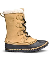 Sorel - Womens Caribou Slim Boots - Lyst