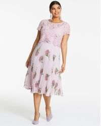 1ba123a2d7eb Women's Simply Be Dresses - Page 44 - Lyst