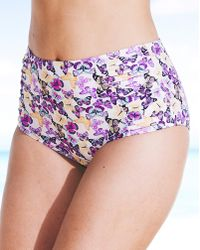 Simply Yours - High Waisted Brief - Lyst