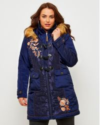 Simply Be - Joe Browns Favorite Parka - Lyst