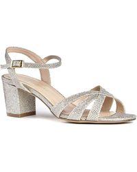 Paradox London Pink - Colette (silver) Women's Shoes - Lyst