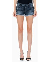 Siwy - Camilla In Black In Vogue Shorts - Lyst