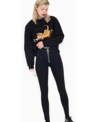 Siwy - Olga In Black Mirror Jeans - Lyst