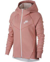 40f3f493b3ea Lyst - Nike Sportswear Tech Fleece Full-zip Hoodie