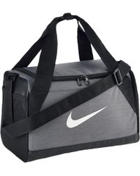 e9f778a816be Lyst - Nike Brasilia Small Duffel Bag in Black for Men