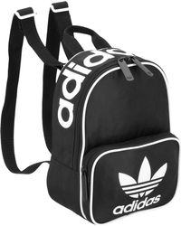 3b541bee22 Lyst - adidas Originals Classic Print Backpack in Black