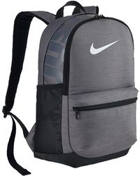 588994e28f72 Lyst - Nike Brasilia 7 Backpack Mesh Large in Black
